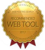 WebHostingSearch.com Best Web Tool 2012